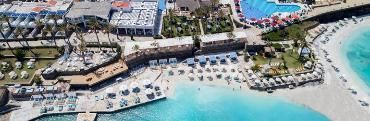 RADISSON BLU BEACH RESORT 5* на Крите