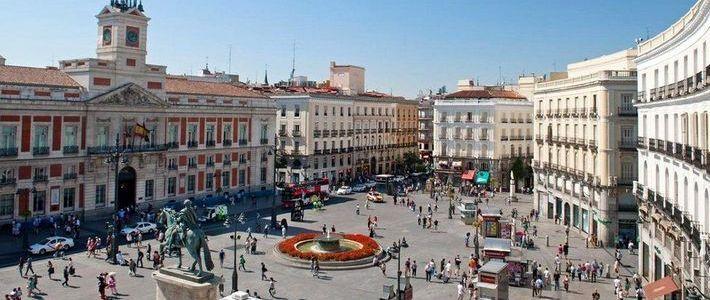 Мадрид - в центре страны, и это значит, что до гор или до побережья моря не больше нескольких часов езды